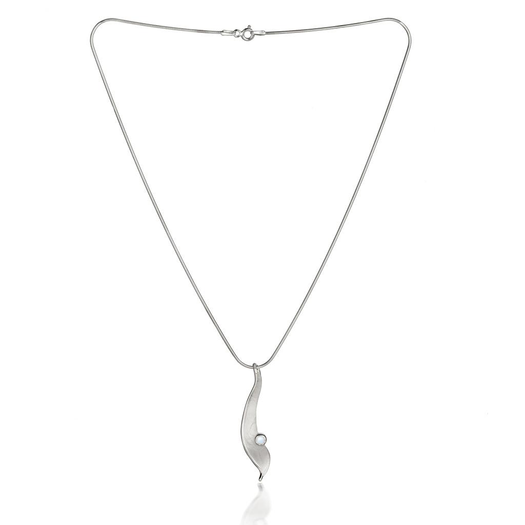 Fiona Kerr Jewellery/Morning Dew Silver pendant-MD04