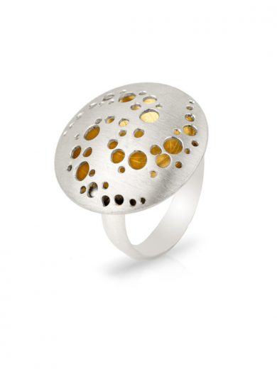 Fiona Kerr Jewellery / Celtic Chaos Large Ring