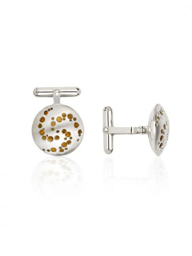 Fiona Kerr Jewellery / Celtic Chaos Cufflinks