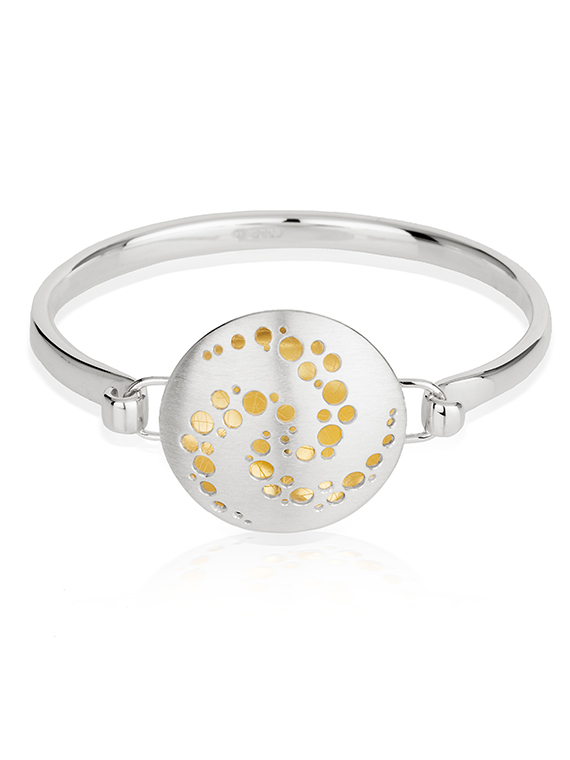 Fiona Kerr Jewellery / Celtic Chaos Bangle – CC12