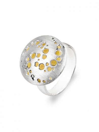 Fiona Kerr Jewellery | Celtic Chaos Small Ring