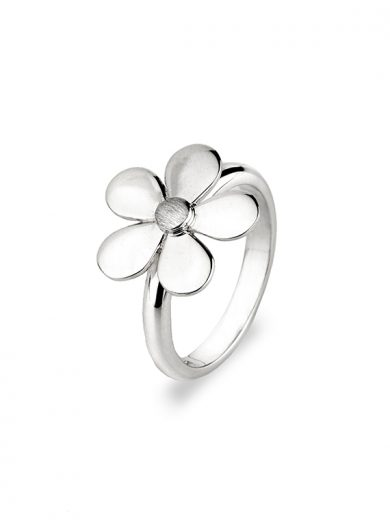 Fiona Kerr Jewellery | Daisy Chain Silver Ring - DC25