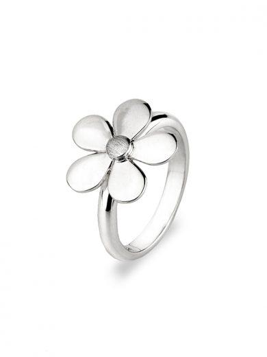 Fiona Kerr Jewellery | Daisy Chain Silver Ring