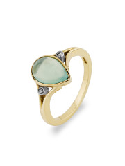 Fiona Kerr Jewellery | andean opal gold ring