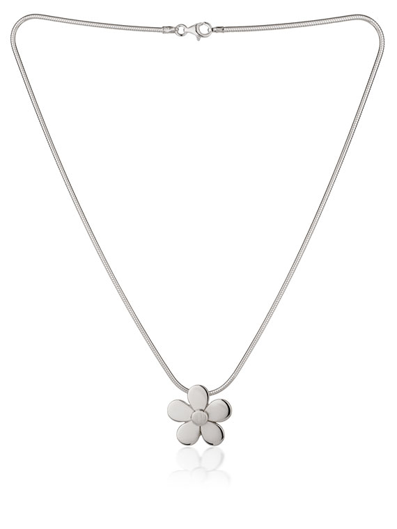 Fiona Kerr Jewellery   Daisy Chain Silver Pendant