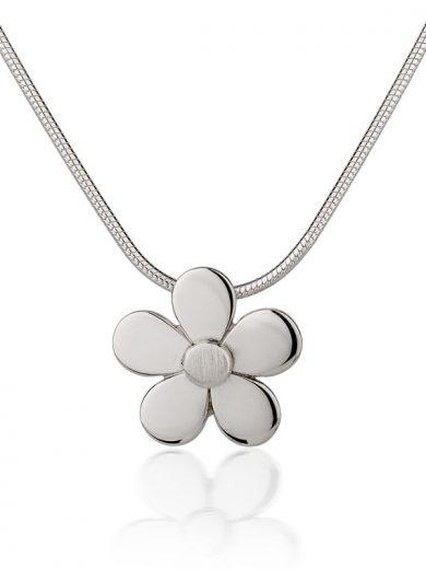 Fiona Kerr Jewellery | Daisy Chain Silver Pendant - DC10