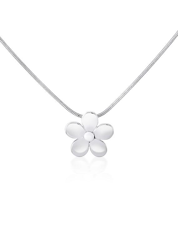 Fiona Kerr Jewellery | Daisy Chain Small Silver Pendant - DC13
