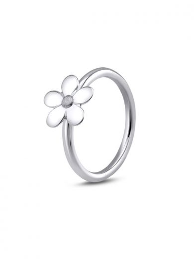 Fiona Kerr Jewellery | Daisy Chain Small Silver Ring - DC25s